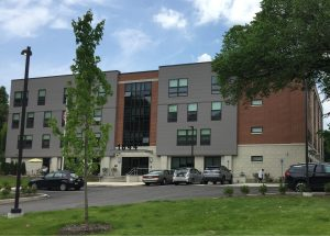 Forest Hills Veteran Apartments- completed