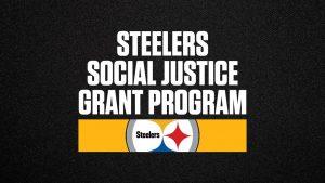 Steelers Social Justice Program Logo