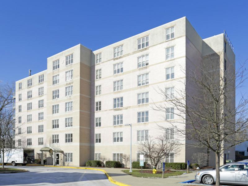 A.J. Demor Apartments Exterior